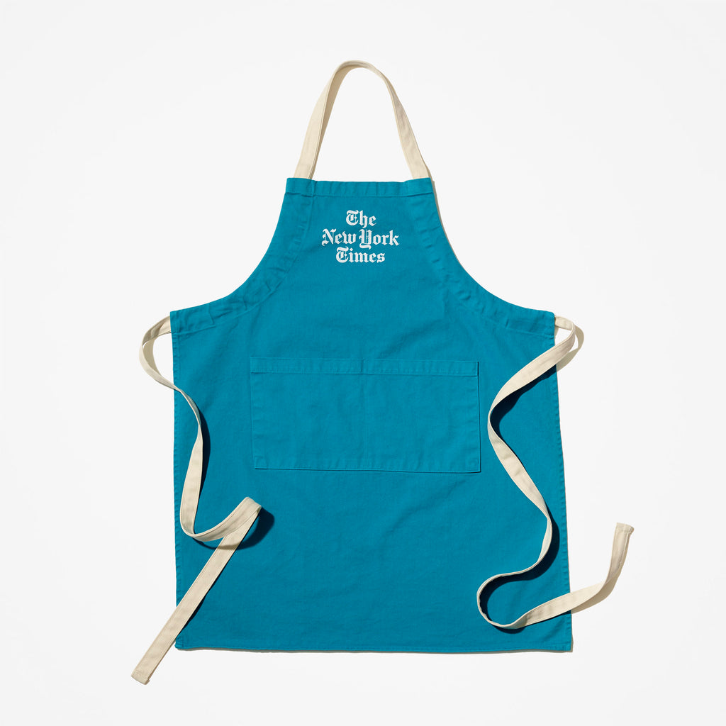 Stacked Logo Apron