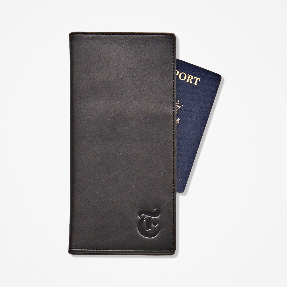 Leather Ticket Holder