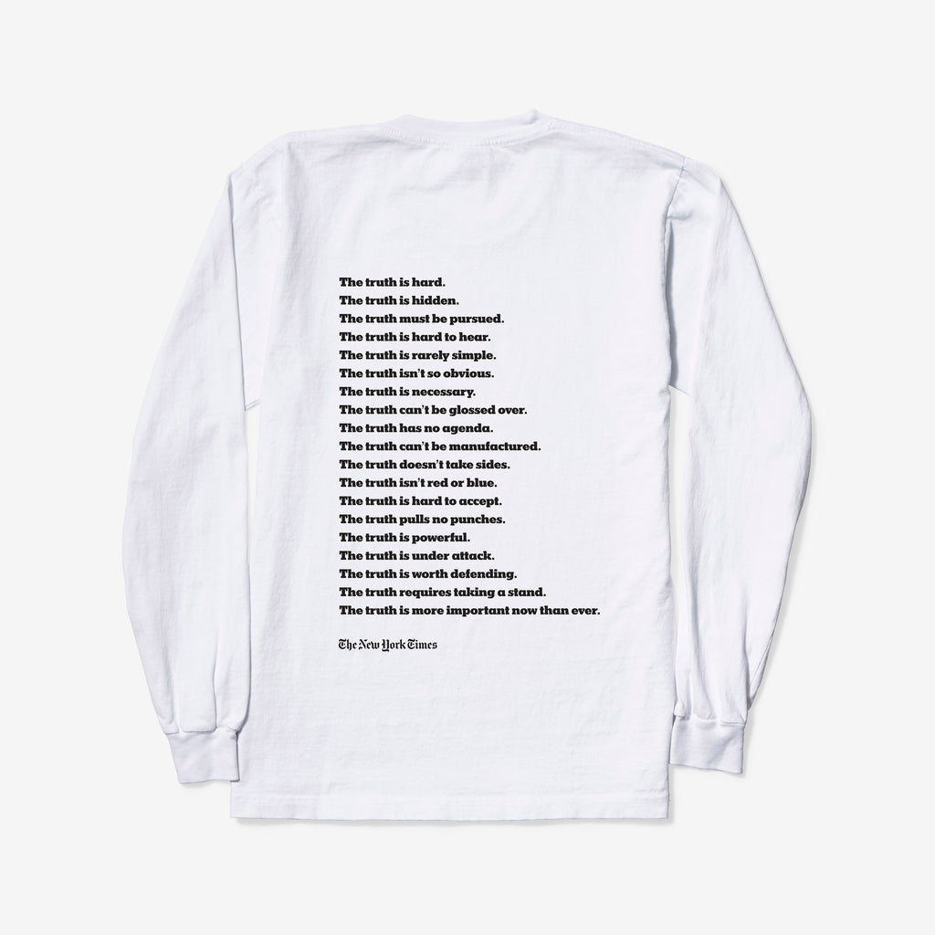 Truth Long Sleeve Shirt