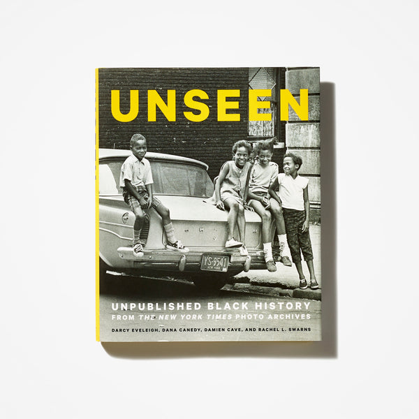 Unseen: Unpublished Black History