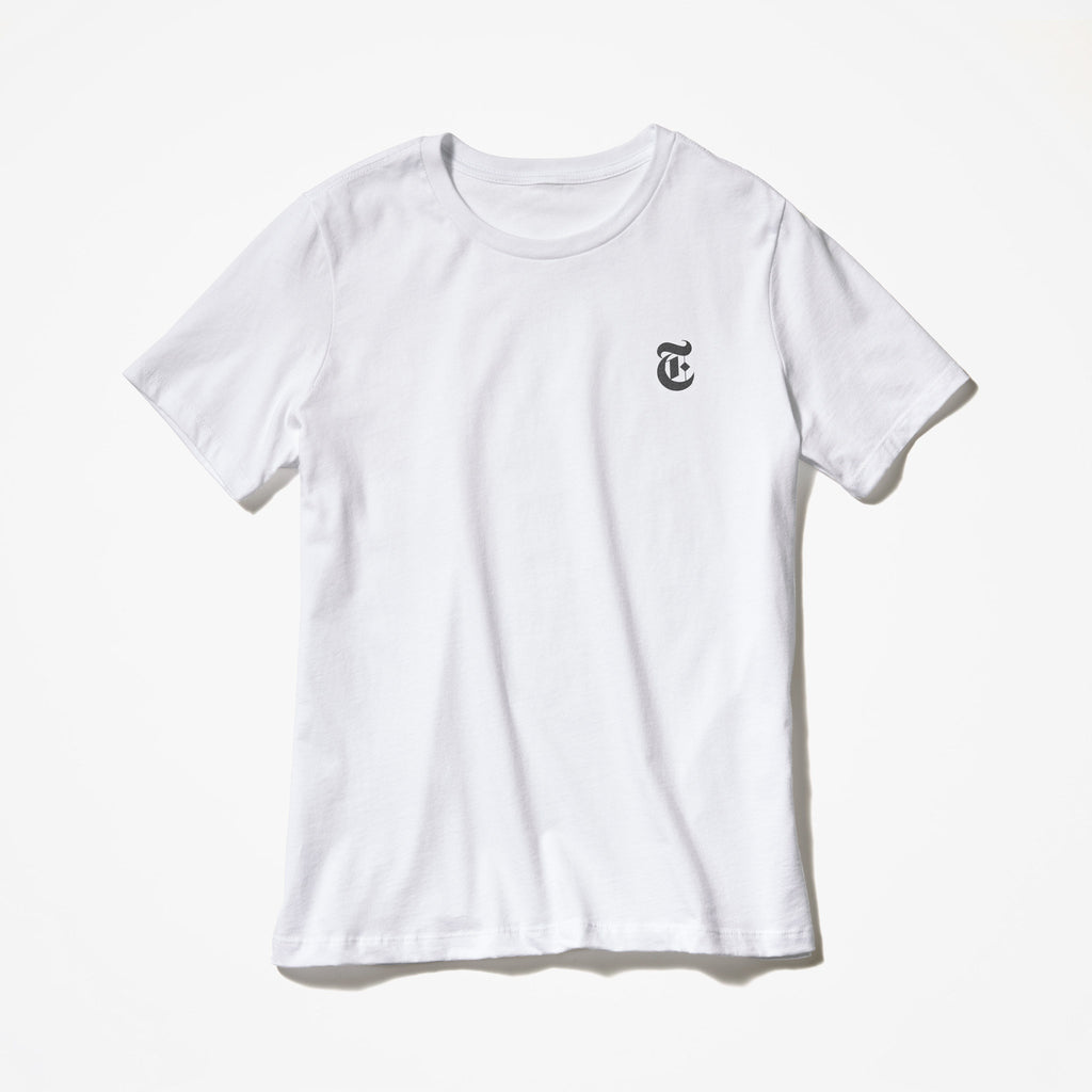 Perfect New York Times Women's Logo Shirt – NYTStore TI22