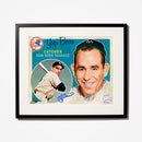 Yogi Berra Signed Photo