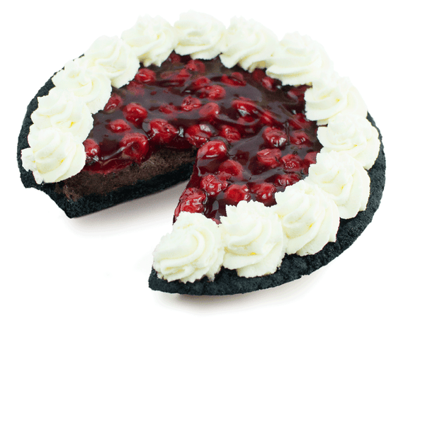 Black Forest Cream Pie from The Pie Hole