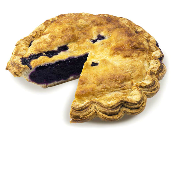 Sliced Blueberry Pie from The Pie Hole