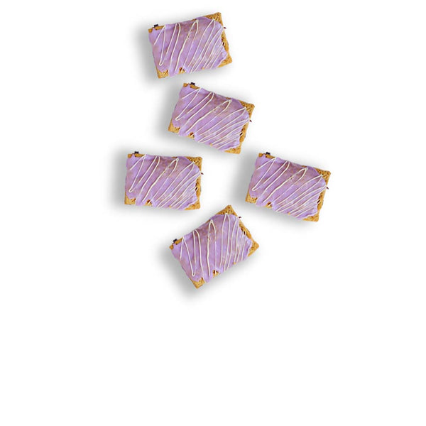5 Blueberry Pop Tarts from The Pie Hole