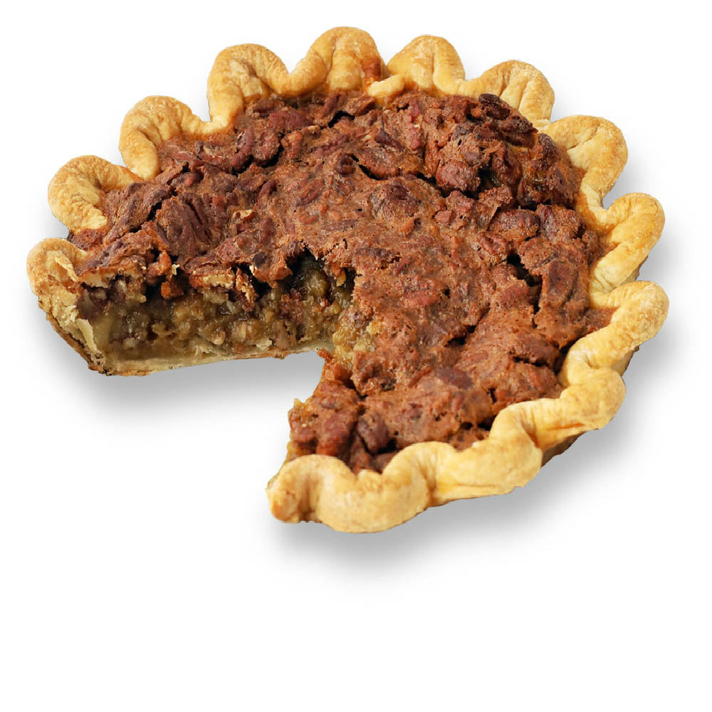 Sliced Butter Pecan Pie from The Pie Hole