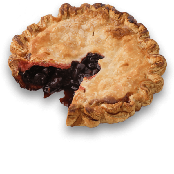 Sliced Cherry Pie from The Pie Hole