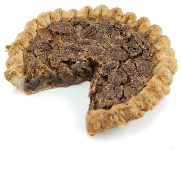 Sliced Chocolate Pecan Pie from The Pie Hole