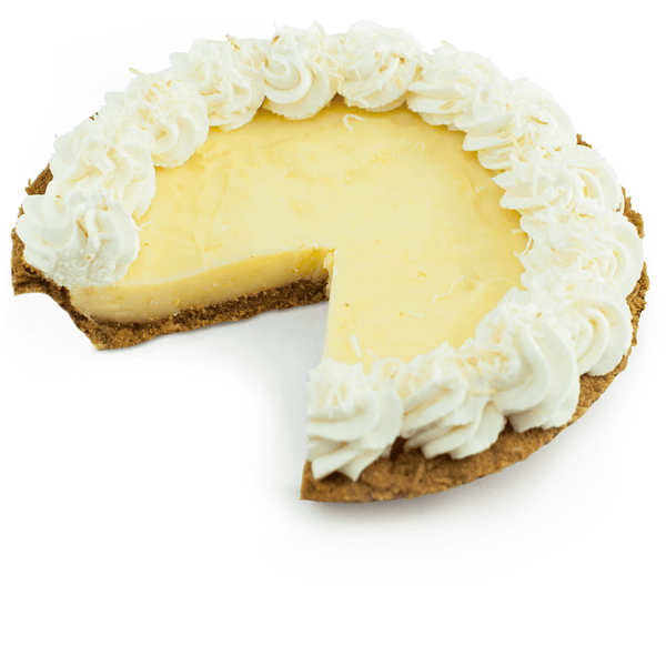 Lemon Coconut Pie