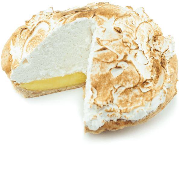Sliced Lemon Meringue Pie from The Pie Hole