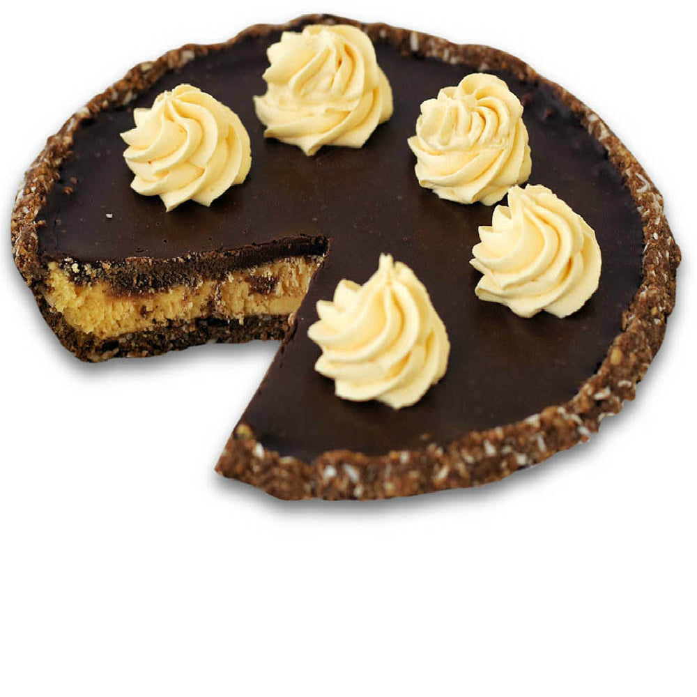 Nanaimo Bar Pie