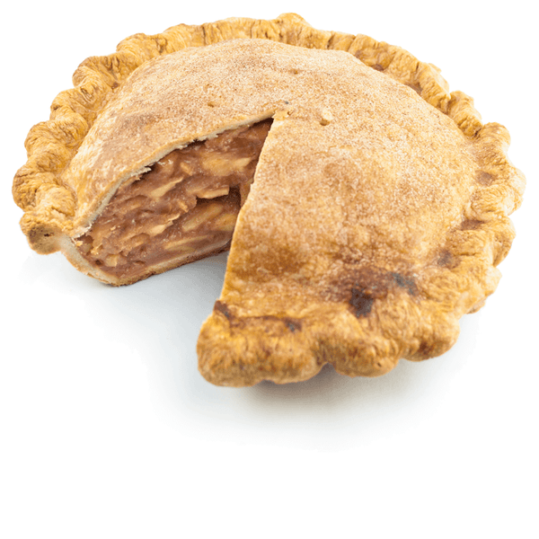 Sliced Vegan Apple Pie from The Pie Hole