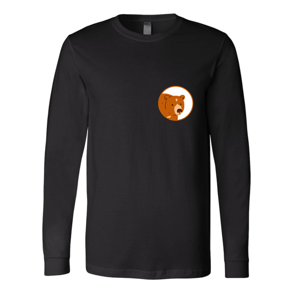 Bear Animal Groove Long Sleeve