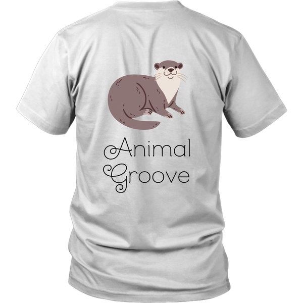 Otter Animal Groove Short Sleeve