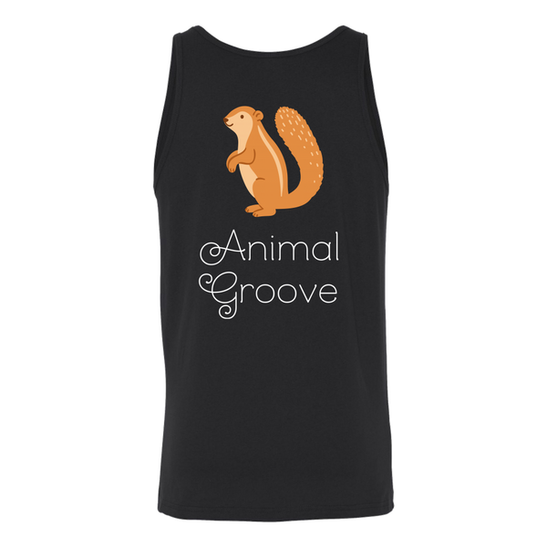 Xerus Animal Groove Tank Top