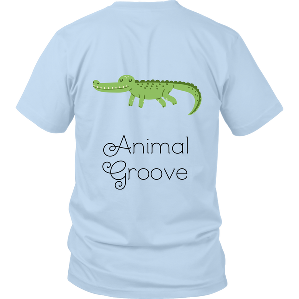 Gator Animal Groove Short Sleeve