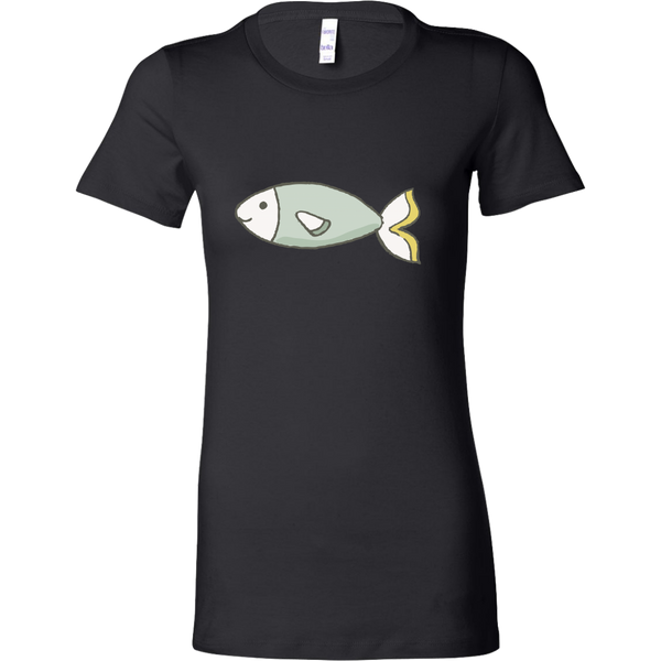 Fish Womens Slim Fit Shirt