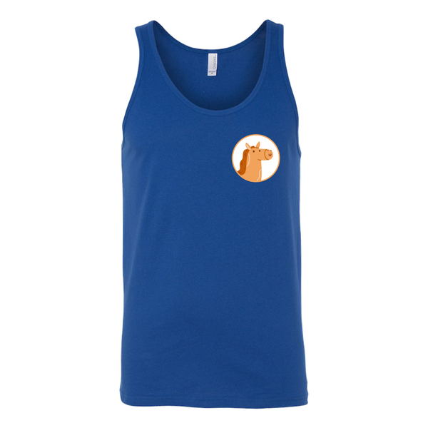 Horse Animal Groove Tank Top