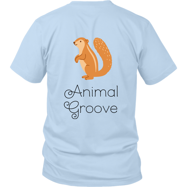 Xerus Animal Groove Short Sleeve