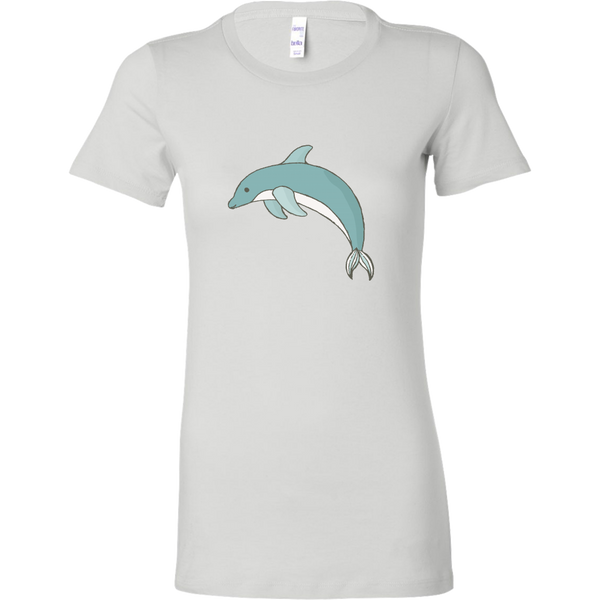 Dolphin Womens Slim Fit Shirt