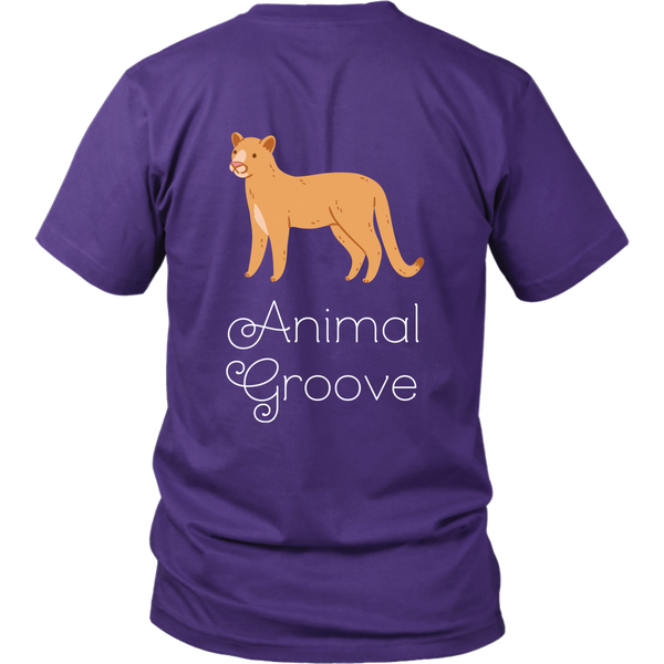 Puma Animal Groove Short Sleeve