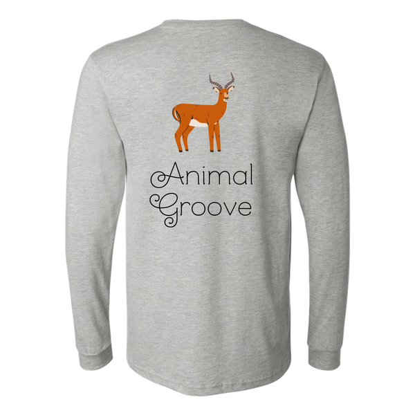 Impala Animal Groove Long Sleeve