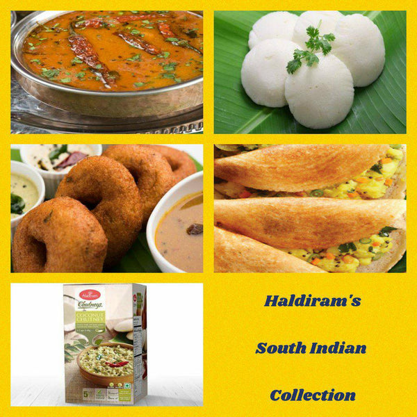 Haldiram's South Indian Collection