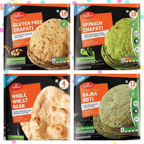 Haldiram's New Healthy Bread Range