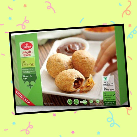 Dal Kachori Value Pack (22pcs SYD & MEL only)