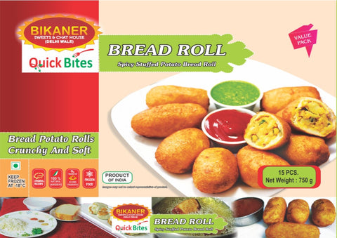 Bread rolls (15pcs)