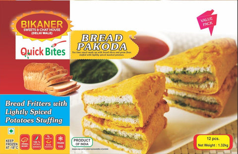 Stuffed Bread Pakoda (12pcs - SYD & BRI only)