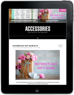 Accessories Magazine Mother's Day Gift Guide