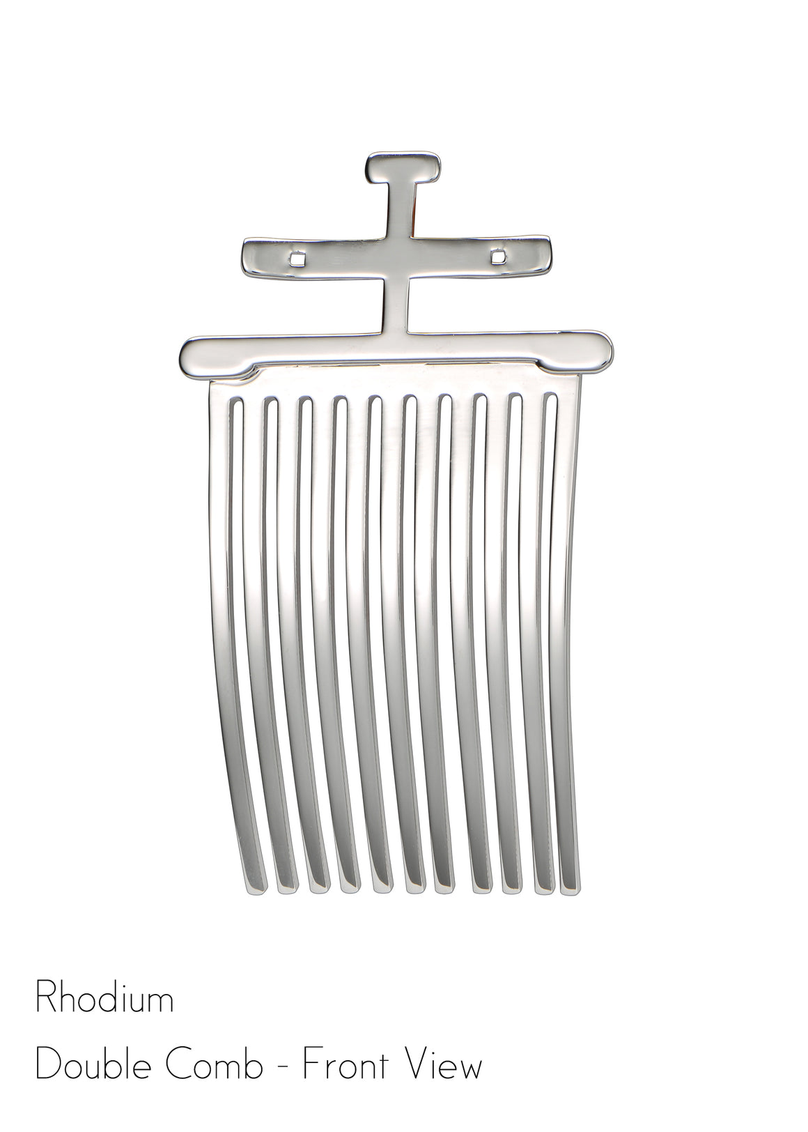 Jackie Double Clip Hair Comb - Jubilee Jones
