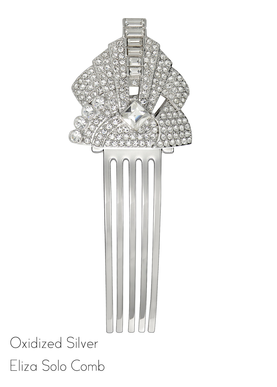 Eliza Solo Clip Hair Comb - Jubilee Jones