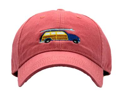 Needlepoint Baseball Hats and Custom Embroidered Caps