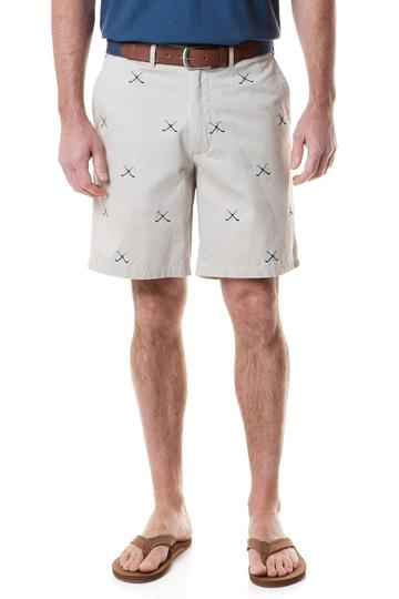 Special Sale Men's Classic Embroidered Shorts Men's golf clubs