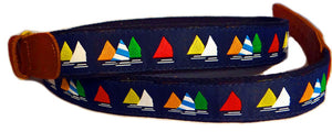 Here it is in great colors. Nantucket fleet of sailsribbon belt for boys. Get yours here.
