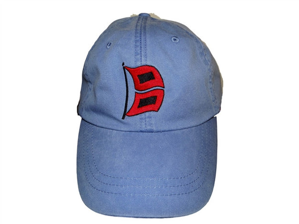 Lillie Design Embroidered Hurricane Warning Flags Baseball Cap