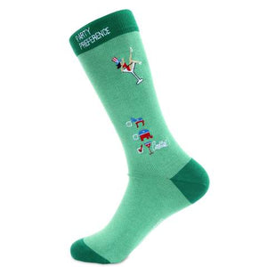 Socksford's High Quality Pima Cotton Socks  - Party Preference