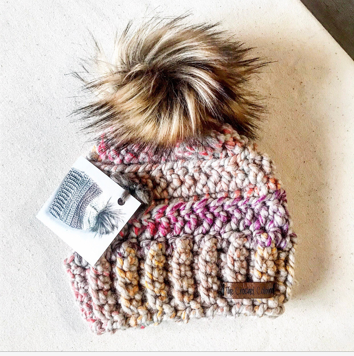 Infant Lennox Beanie- Mix