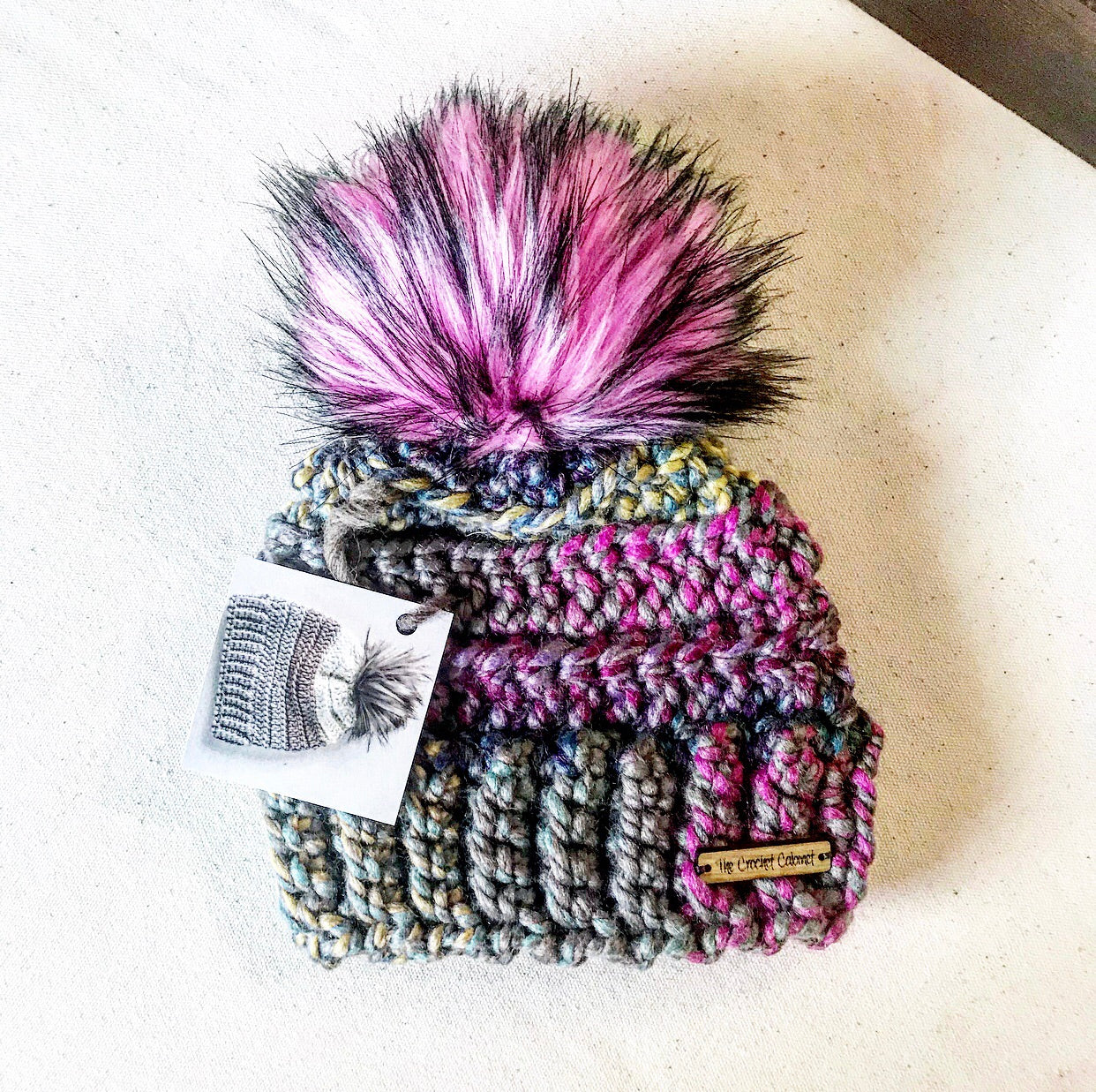 Infant Lennox Beanie-Mix