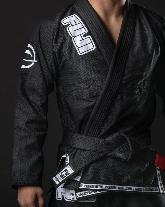 Fuji - Submit Everyone BJJ Gi - Black