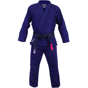 Fuji All Around BJJ Gi - Navy - Jitsu Armor