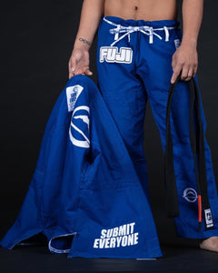 Fuji - Submit Everyone BJJ Gi - Blue - Jitsu Armor