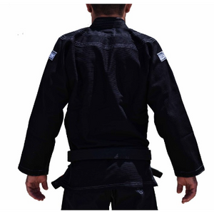 Break Point - Classic Black Jiu Jitsu Gi - Jitsu Armor