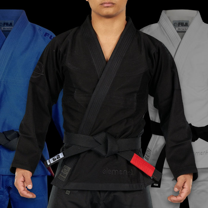 Fuji - Elemental BJJ Gi - Black