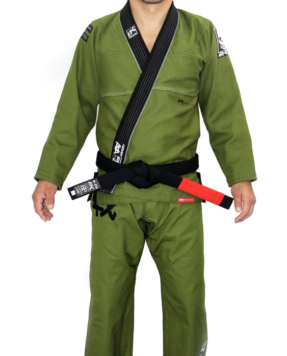 CK Fight Life - Armory Jiu Jitsu Gi - Green