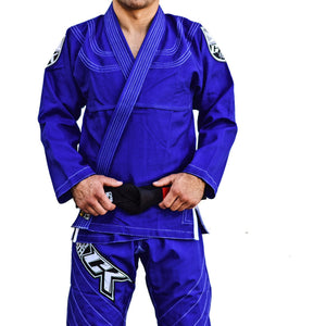 CK Fight Life - Freshman 2.0 Jiu Jitsu Gi - Blue