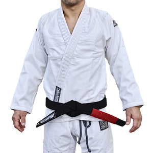 Break Point - Classic White Jiu Jitsu Gi - Jitsu Armor