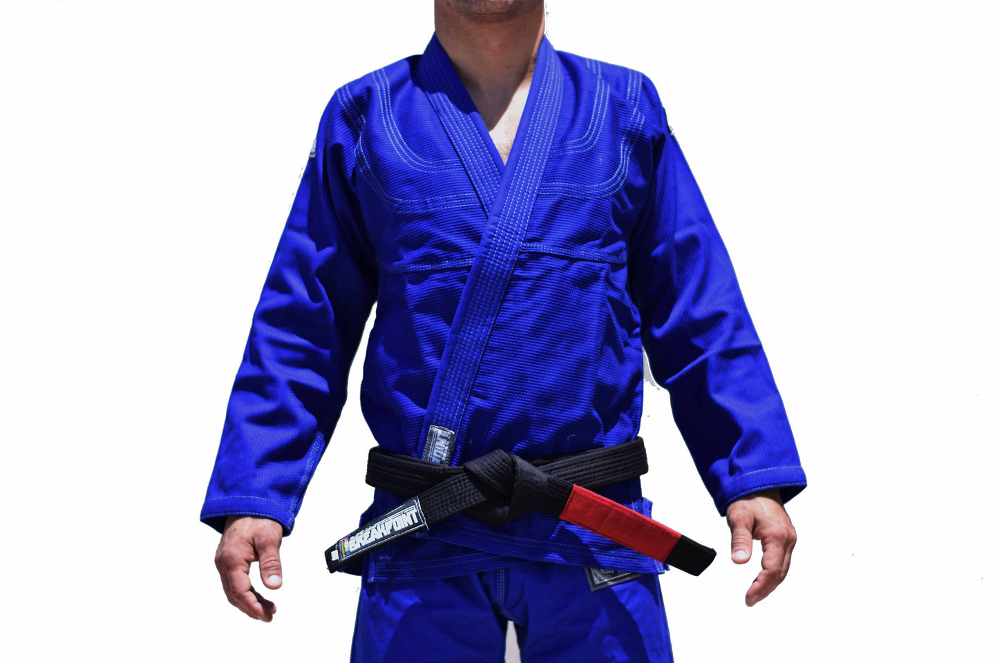 Break Point - Classic Blue Jiu Jitsu Gi - Jitsu Armor